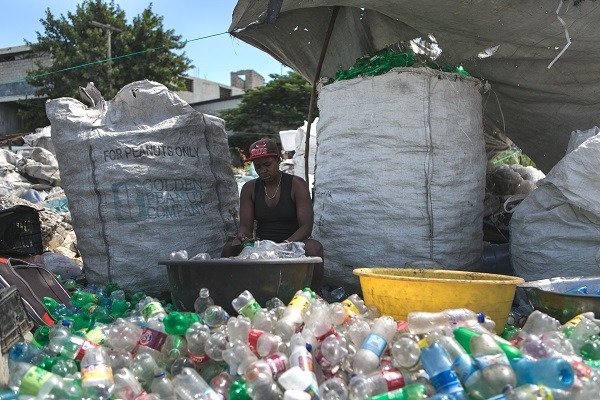 Cleaning our Oceans of Plastic