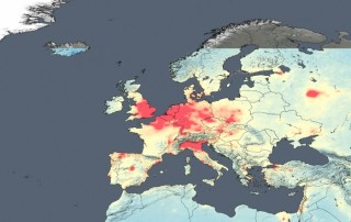 Air pollution UE