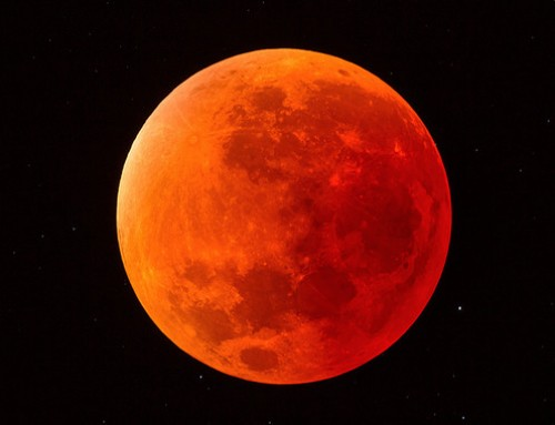 103 minutos de eclipse lunar